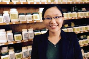 Dr. Ruby Hou acupuncturist Coburg Ringwood