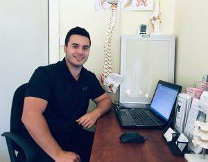 ringwood chiropractor Daniel Pica